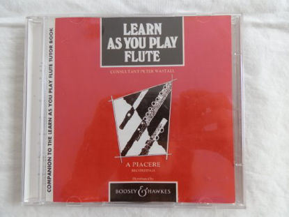 Immagine di LEARN AS YOU PLAY FLUTE: TUTOR BOOK (LEARN AS YOU PLAY SERIES) ENGLISH EDITION