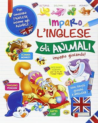 Immagine di IMPARO L`INGLESE - GLI ANIMALI