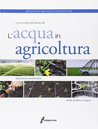 Immagine di ACQUA IN AGRICOLTURA (L`)