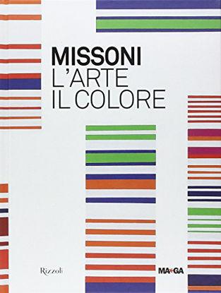 Immagine di MISSONI, L`ARTE, IL COLORE