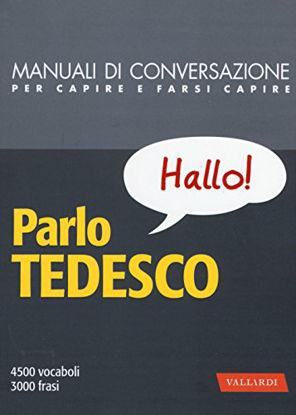 Immagine di PARLO TEDESCO
