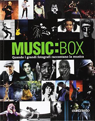 Immagine di MUSIC:BOX - QUANDO I GRANDI FOTOGRAFI RACCONTANO LA MUSICA