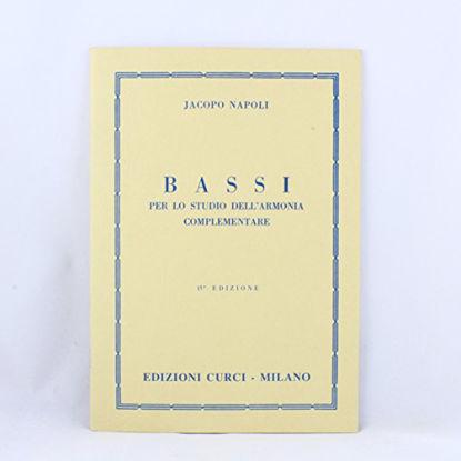 Immagine di BASSI. PER LO STUDIO DELL`ARMONIA COMPLEMENTARE