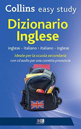 Immagine di DIZIONARIO INGLESE ITALIANO - EASY STUDY