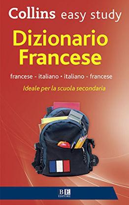 Immagine di DIZIONARIO FRANCESE ITALIANO - EASY STUD