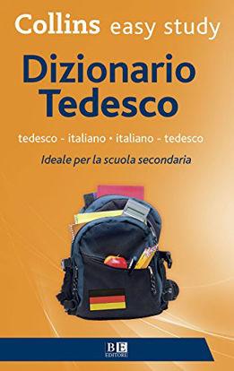 Immagine di DIZIONARIO TEDESCO ITALIANO - EASY STUDY