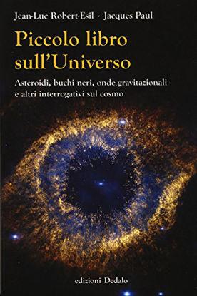 Immagine di PICCOLO LIBRO SULL`UNIVERSO. ASTEROIDI, BUCHI NERI, ONDE GRAVITAZIONALI E ALTRI INTERROGATIVI SU...