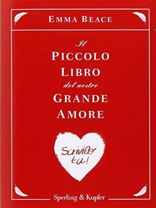 Immagine di PICCOLO LIBRO DEL NOSTRO GRANDE AMORE (IL)