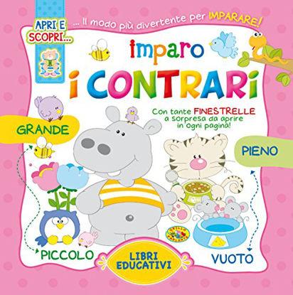 Immagine di IMPARO I CONTRARI