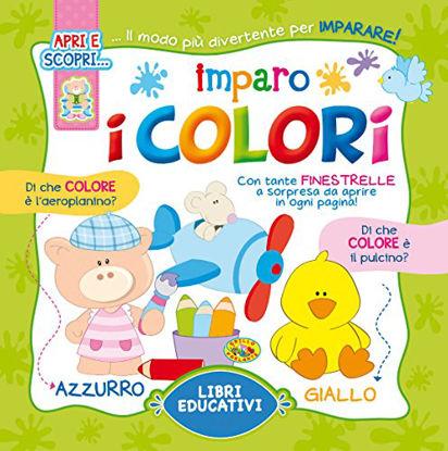 Immagine di IMPARO I COLORI