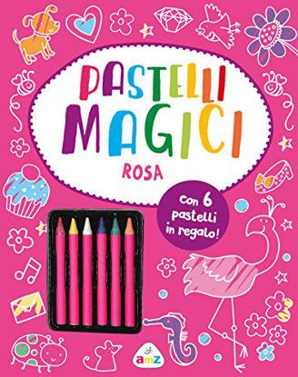Immagine di PASTELLI MAGICI (ROSA). CON GADGET