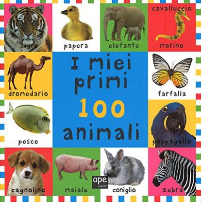 Immagine di MIEI PRIMI 100 ANIMALI