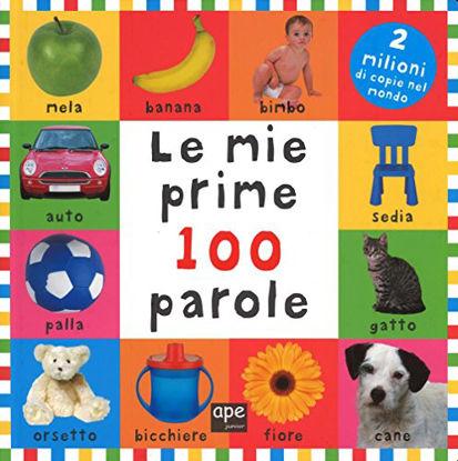 Immagine di MIE PRIME 100 PAROLE (LE)