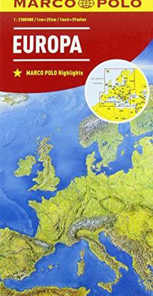 Immagine di EUROPA 1:2.500.000