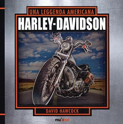 Immagine di HARLEY DAVIDSON. UNA LEGGENDA AMERICANA. LIBRO POP-UP