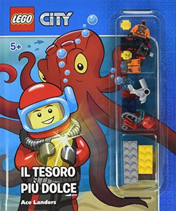 Immagine di AVVENTURE SOTTOMARINE. LEGO CITY. CON GADGET - VOLUME 4