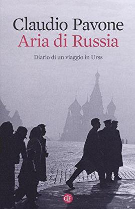 Immagine di ARIA DI RUSSIA. DIARIO DI UN VIAGGIO IN URSS