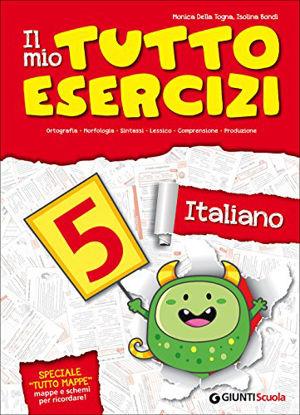 Immagine di MIO TUTTO ESERCIZI ITALIANO. - VOLUME 5