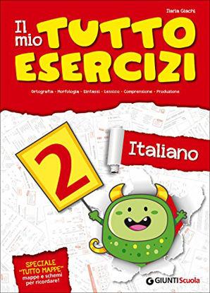 Immagine di MIO TUTTO ESERCIZI ITALIANO. - VOLUME 2