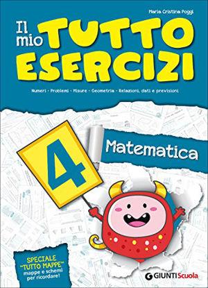 Immagine di MIO TUTTO ESERCIZI MATEMATICA. - VOLUME 4