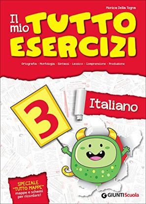 Immagine di MIO TUTTO ESERCIZI ITALIANO - VOLUME 3