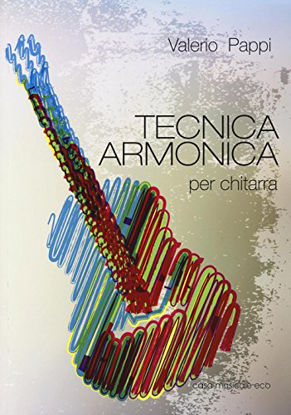 Immagine di TECNICA ARMONICA PER CHITARRA