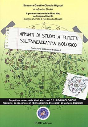 Immagine di APPUNTI DI STUDIO A FUMETTI SULL`ENNEAGRAMMA BIOLOGICO