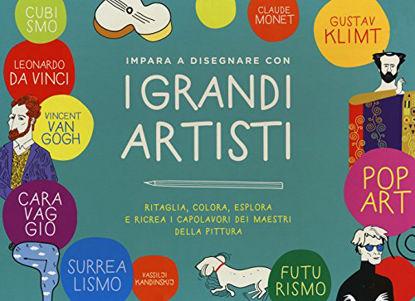 Immagine di IMPARA A DISEGNARE CON I GRANDI ARTISTI