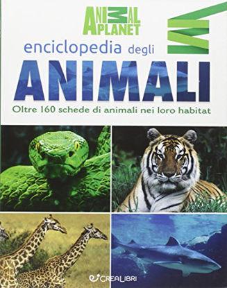 Immagine di ENCICLOPEDIA ILLUSTRATA DEGLI ANIMALI