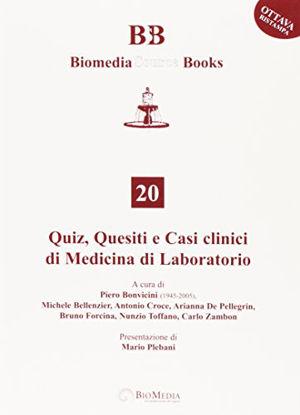 Immagine di QUIZ, QUESITI E CASI CLINICI DI MEDICINA DI LABORATORIO