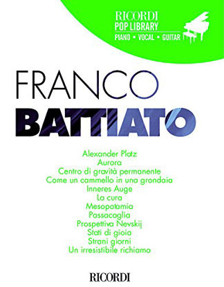 Immagine di FRANCO BATTIATO