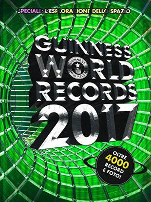 Immagine di GUINNESS WORLD RECORDS 2017