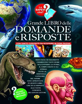 Immagine di GRANDE LIBRO DELLE DOMANDE E RISPOSTE