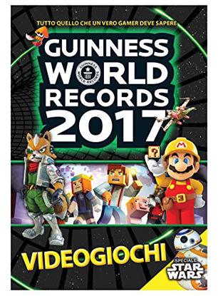 Immagine di GUINNESS WORLD RECORDS 2017 VIDEOGIOCHI