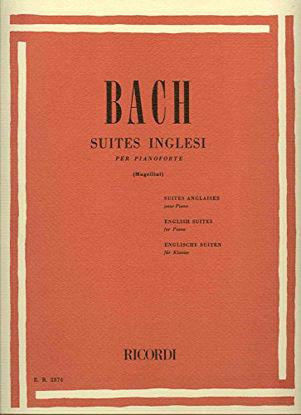 Immagine di SUITES INGLESI PER PIANOFORTE (MUGELLINI)