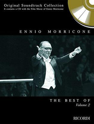 Immagine di ENNIO MORRICONE THE BEST OF COLUME 2