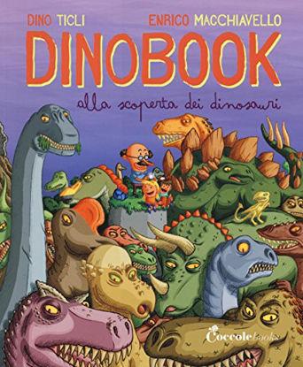 Immagine di DINO BOOK. ALLA SCOPERTA DEI DINOSAURI