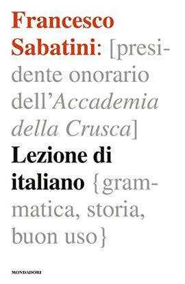 Immagine di LEZIONE DI ITALIANO