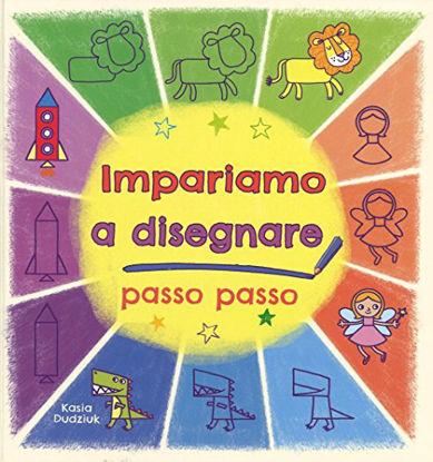 Immagine di IMPARIAMO A DISEGNARE PASSO PASSO