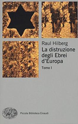 Immagine di DISTRUZIONE DEGLI EBREI D`EUROPA (LA)