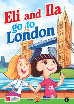 Immagine di ELI AND ILA GO TO LONDON - VOLUME L1