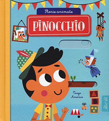 Immagine di PINOCCHIO - STORIE ANIMATE