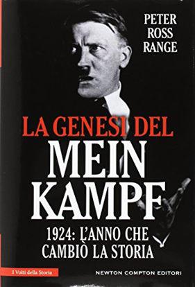 Immagine di GENESI DEL MEIN KAMPF. 1924: L`ANNO CHE CAMBIO` LA STORIA (LA)