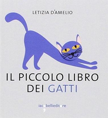 Immagine di PICCOLO LIBRO DEI GATTI