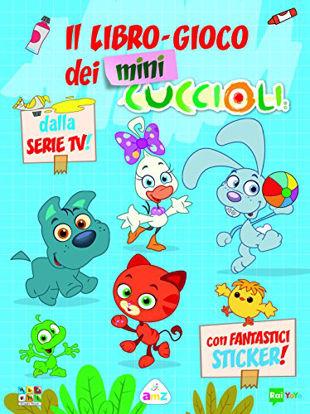 Immagine di LIBRO GIOCO DEI MINI CUCCIOLI. EDIZ. A COLORI (IL)