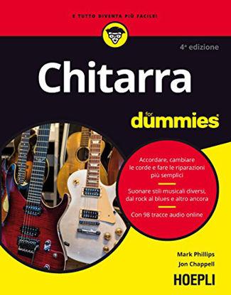 Immagine di CHITARRA FOR DUMMIES