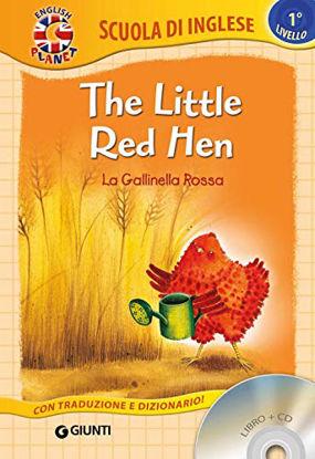 Immagine di LITTLE RED HEN + CD (THE)