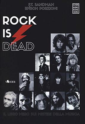 Immagine di ROCK IS DEAD