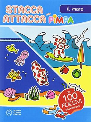 Immagine di MARE (IL) STACCA ATTACCA CON PIMPA