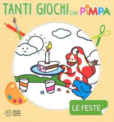 Immagine di FESTE (LE) TANTI GIORNI CON PIMPA